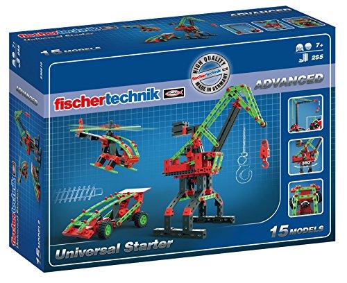 Fischertechnik 536618 - Konstruktionsspielzeug, Universal - Zahnrad-puzzle