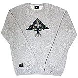 LRG Herren Sweatshirt Größe L Gr. xl, grau