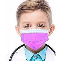 azurano Einweg Alltagsmaske Community-Maske | 50 Stück Kinder Grün | 3-lagige Behelfs-Mund-Nasen-Maske aus weichem Vlies…