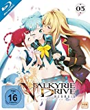 Valkyrie Drive - Mermaid - Volume 3: Episode 09-12 [Blu-ray]