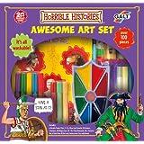 Galt Toys Horrible Histories Awesome Art Set