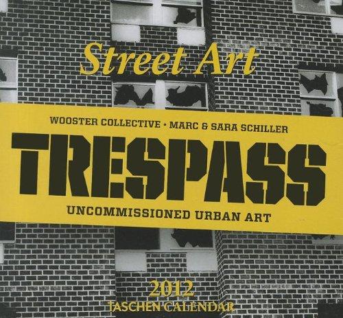 Street Art 2012 Calendar PDF Books