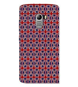 PrintDhaba Pattern D-6082 Back Case Cover for LENOVO VIBE X3 LITE (Multi-Coloured)