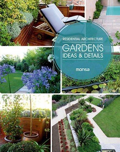 RESIDENTIAL ARCHITECTURE. Gardens. Ideas & Details por MONSA
