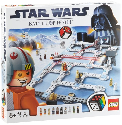 Lego Spiele 3866 Star Wars The Battle Of Hoth Vos Fgde