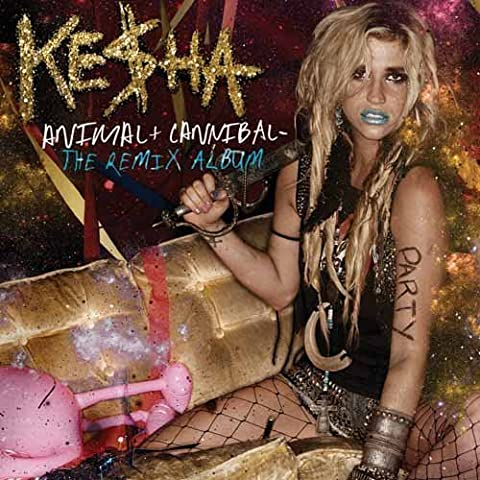 Animal Cannibal by Kesha (2011-03-23)