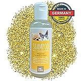 EMMA Teebaumöl Shampoo I Fellpflege für Hunde & Katzen I Hundeshampoo I gegen Juckreiz & Geruch I sensitiv - gereizte Haut I auch langes Fell 250ml