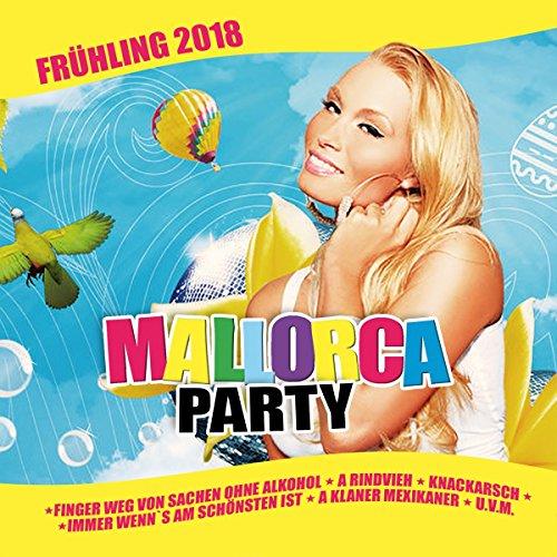 Mallorca Party-Frühling 2018