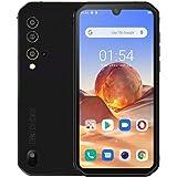 Móvil Resistente Blackview BV9900E, Android 10 Helio P90 6GB RAM 128GB ROM, Cámara Quad AI 48MP, Telefono Robusto Antigolpes
