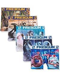 Freegun, Slip Homme (lot de 5)