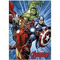 The Avengers - Marvel Fleece-Decke