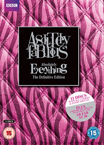 Absolutely Fabulous - Absolutely Everything Definitive Edition Box Set [DVD] [Import anglais]