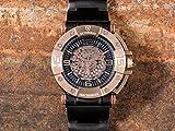 DETOMASO Herren-Armbanduhr Man Machineer Analog Automatik DT-ML102-C - 11
