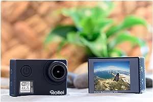Rollei Actioncam 530 Wifi Action Cam Schwarz Kamera