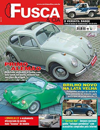 Fusca & Cia ed.41 (Portuguese Edition) por On Line Editora