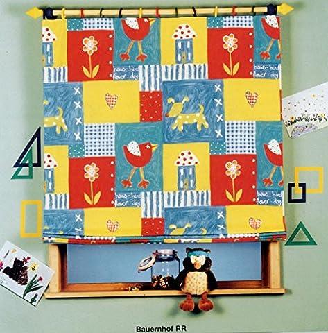 Store Bateau 120 Cm - Rideaux Chambre d'Enfants Rideau occultant rideau décoratif