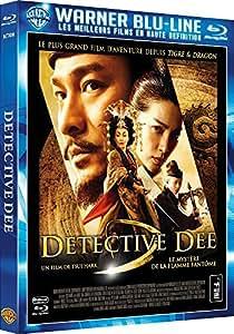 Detective Dee : Le mystère de la flamme fantôme [Blu-ray]