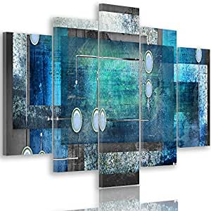feeby frames tableau multi panneau 5 parties tableau imprim xxl tableau imprim sur toile. Black Bedroom Furniture Sets. Home Design Ideas