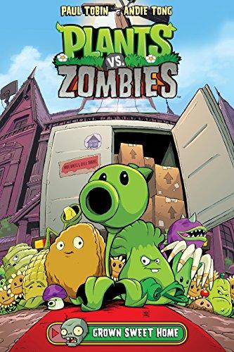 Plants vs. Zombies Volume 4: Grown Sweet Home (English ...