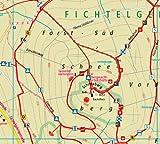 Ochsenkopf: Wanderkarte mit Ausflugszielen, Einkehr- & Freizeittipps, Mountainbike-Strecken und Nebenkarte Wunsiedel, wetterfest, reissfest, abwischbar, GPS-genau - 1:25000 (Wanderkarte / WK) -