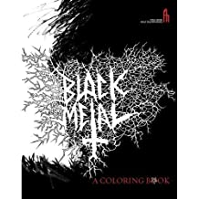 Black Metal (Feral House Coloring Books for Adults)
