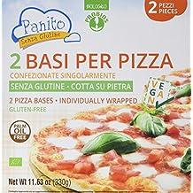 Probios Panito Base para Pizza - Paquete de 6 x 330 gr - Total: 1980