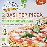Probios Panito Base para Pizza - Paquete de 6 x 330 gr - Total: 1980 gr