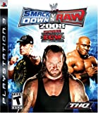 WWE Smackdown Vs Raw 2008 (PS3)