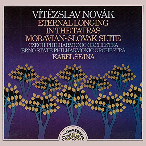 Moravian-Slovak Suite for Small Orchestra, Op. 32, č. 5. At Night