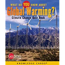 What Do You Know About Global Warming? Climate Change Quiz Deck K324 (Knowledge Cards)