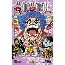 One Piece - Édition originale - Tome 56 : Merci pour tout