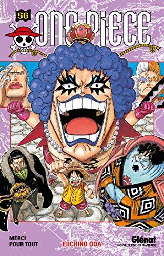 One Piece - Édition originale - Tome 56: Merci pour tout