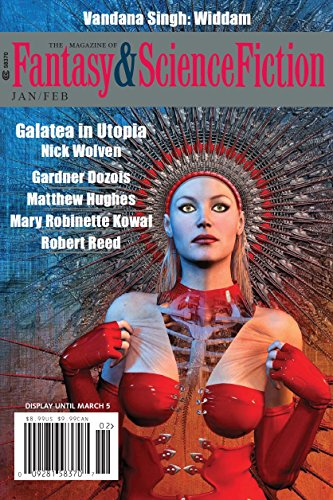 The Magazine of Fantasy & Science Fiction January/February 2018