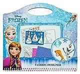 Undercover frqa2410–Post Manbag da dipingere Disney Frozen con 5Pennarelli