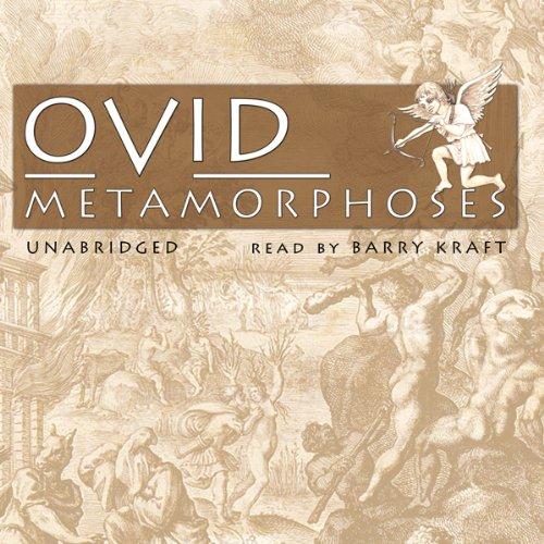 Metamorphoses  Audiolibri