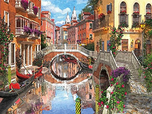 Clementoni 33541 - Venezia - Puzzle High Quality Collection 3000 pezzi