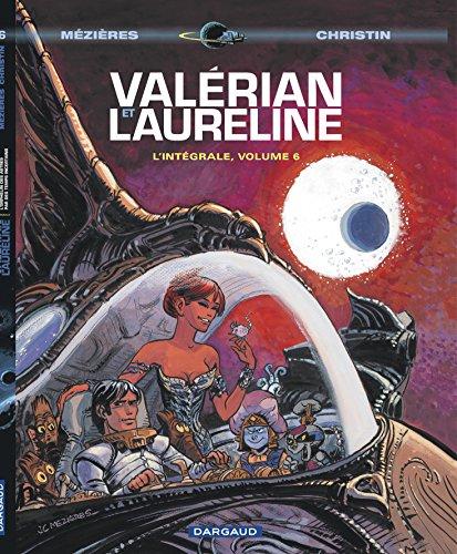 Valérian et Lauréline, l'intégrale, tome 6