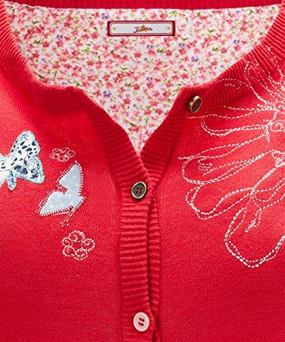 Joe Browns - Cardigan à poches plaquées - Femme Rouge Multi