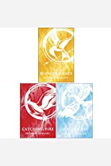 The Hunger Games Trilogy Collection Suzanne Collins 3 Books Set (The Hunger Games, Catching Fire, Mockingjay) Paperback