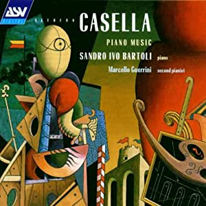 Casella/Piano Music