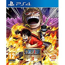 Videojuego de One Piece: Pirate Warriors 3, importación francesa.