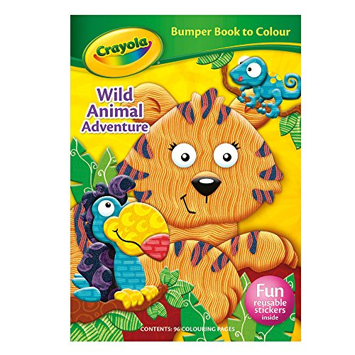 Alligator Products 2967/Cybf Crayola Bumper Couleur Livre
