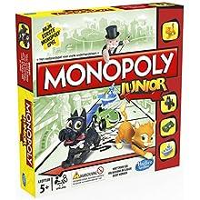 Hasbro MONOPOLY JUNIOR - VARIOUS