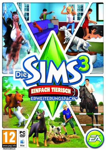 Die Sims 3: Einfach tierisch (Add-On) [PEGI]