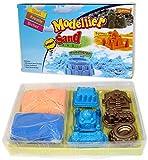 Fun Trading 4310 - Modelier-Sand mit Zubehör, Lernspielzeug, 1