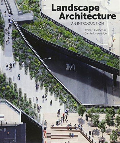 Landscape Architecture: An Introduction por Robert Holden, Jamie Liversedge