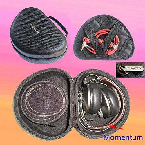 V-MOTA TDI headphone suitcase Carry case boxs For Sennheiser PXC550 HD8 HD7 Dj HD6 MIX Urbanite XL MOMENTUM Wireless headset  available at amazon for Rs.4469
