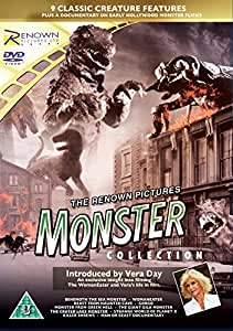 The Renown Pictures Monster Collection [DVD]