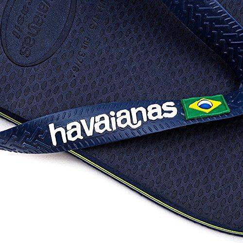 Havaianas - Hav. Brasil Logo, Sandali, unisex Navy