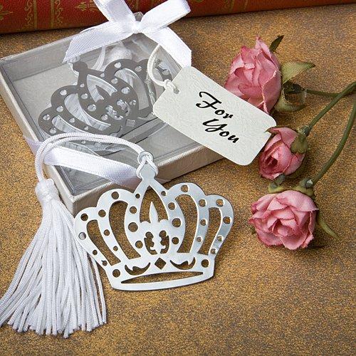 (Krone Design Lesezeichen: Fairytale Hochzeit Bevorzugungen, 36)